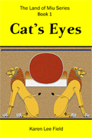 Cat's Eyes (fantasy for younger readers)